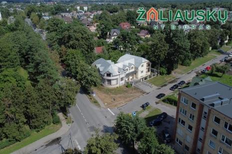 375.59 kv.m PATALPOS (BUTAS) miesto centre M. K. Čiurlionio/V. Kudirkos g. kampe.